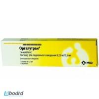 Продам Оргалутран (Ганиреликс) 0, 25мг шприц 0, 5мл 1 шт