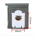 Многоразовые мешки для пылесосов Philips