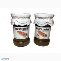 Продукты питания в банках из Польши от производителя, шампиньоны жаренные