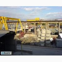 Кольца железобетонные для колодцев канализационных и водных сетей КС 7-9, ГОСТ 8020-90