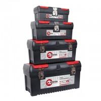 Комплект ящиков для инструментов Intertool BX-0004 - 4шт