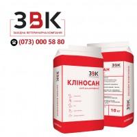 Кліносан, 10 кг - дезінфікуючий порошок з хлорантоїном від ЗВК