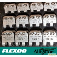 Алігатор Alligator RS 62 RS 125 RS 187 механічні з#039; єднувачі для транспортерної стрічки