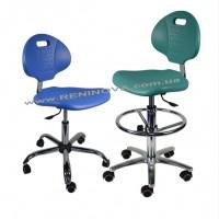 Лабораторные, медицинские, производственные стулья