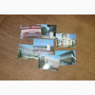 Комплект открыток Симферополь. 16 сюжетов