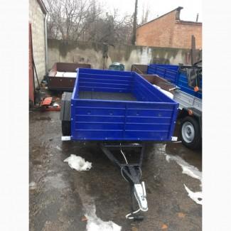 Прицеп легковой новый с доставкой по Украине от производителя