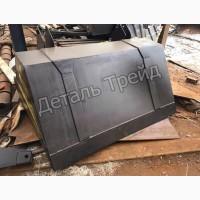 Фронтальный погрузчик КУН на МТЗ-80, МТЗ-82, ЮМЗ