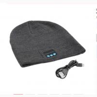Bluetooth шапка беспроводные наушники с микрофоном
