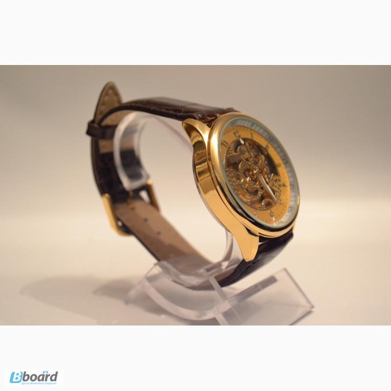 Часы скелетоны - копии часов наручные, реплика
