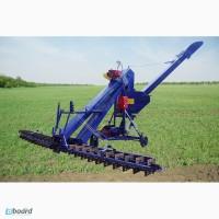 Зернопогрузчик ЗЗП-100, зернометатель
