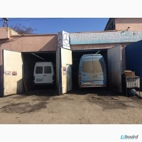 Ремонт микроавтобусов в Одессе, СТО, автосервис