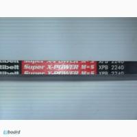 Автомобильный ремень клиновый XPB 2240 ( AVХ17x2240) Optibelt Германия