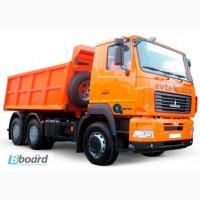 Самосвал МАЗ-6501C5-584-000 (E5)