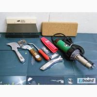 Промышленный сварочный фен *Kenter* (Испания) 1600Вт