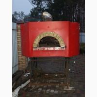 Пиццерийная печь на дровах (Итальянская) б/у