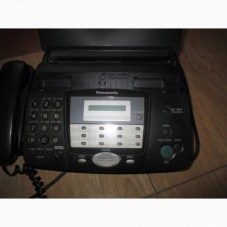 Телефон/факс Panasonic KX-FT 902