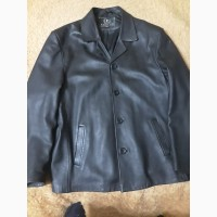 Продам мужской кожаный пиджак