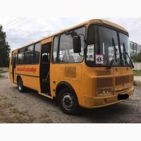 Школьный автобус для инвалидов