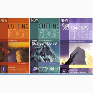 Продам New Cutting Edge students book+workbook Комплект
