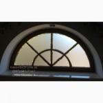 Тонировка окон матовой пленкой, тонировка перегородок в офисе