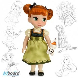 Кукла малышка Анна холодное сердце Disney США