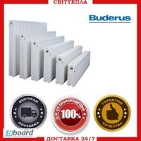 Стальные радиаторы «Buderus»