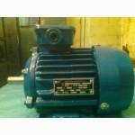 Электродвигатель 4.0 кВт.1500 об.м