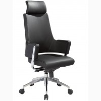 Офисное кресло Аризона с мультиблоком, высокое с подголовником (от 2 шт)