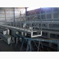 Проектирование, изготовление, монтаж металлоконструкций