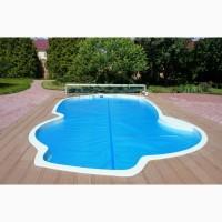 Покращена солярна плівка для басейна SHIELD 500