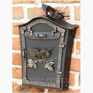 Почтовый ящик Бабочка наружный