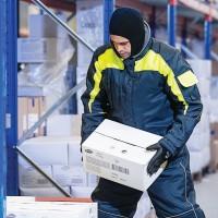 Работа для мужчин на холодном складе супермаркета в Литве