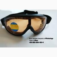 Очки лыжные велосипедные для лыж маска очки не запотевающие очки