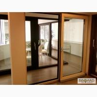 Теплые и холодные раздвижные оконные и дверные системы