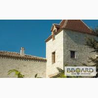 Фасадный, террасный декоративный камень Pierra (Франция).