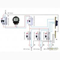 Электричество услуги проводка в квартире