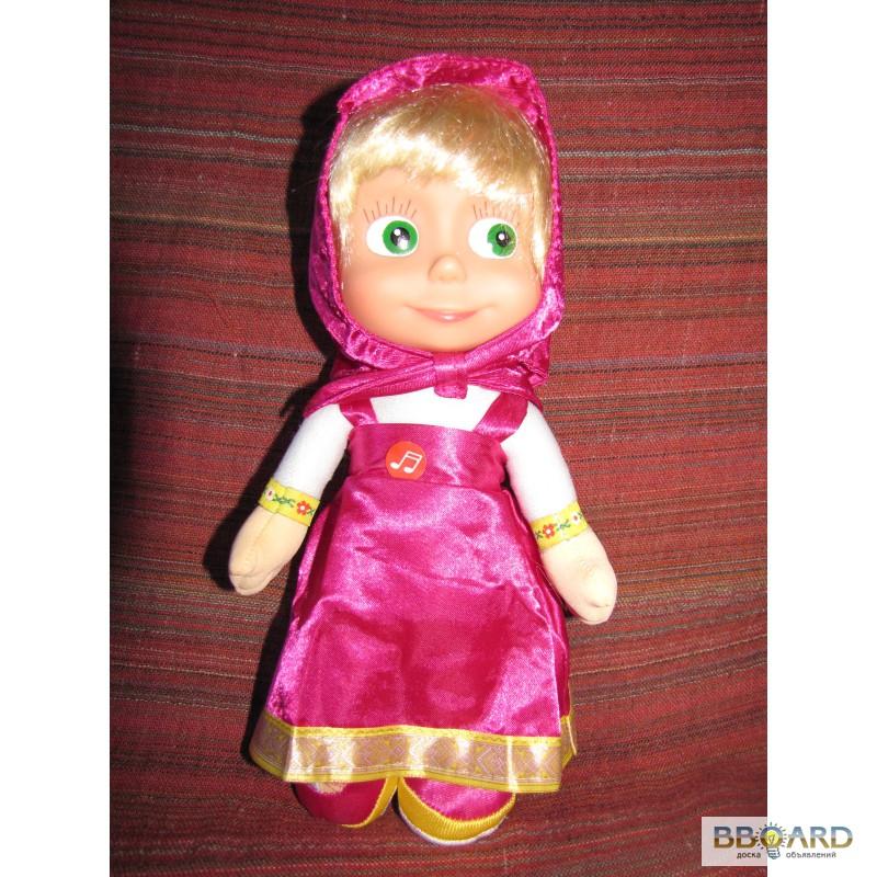 Куклы своими руками кукла маша