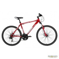 Велосипед 26 PRIDE XC-26 Disc red
