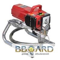 Профессиональный поршневой окрасочный агрегат безвоздушного распыления DP-6389 pro