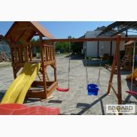 Детский игровой комплекс на улицу мульти Башня-2