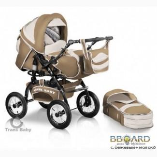 Детская коляска трансформер Victoria Gold