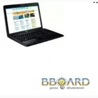 Ноутбук Toshiba C660-19C + наушники для скайпа, музыки