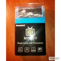 MK808B Dual Core Android With Bluetooth Mini PC TV