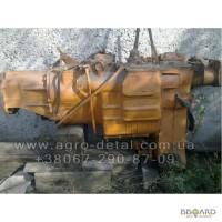 Коробка передач 156.37.001-3-01 с раздаточной коробкой фронтального погрузчика ХТЗ Т-156Б-