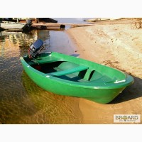 Лодка гребная Лагуна