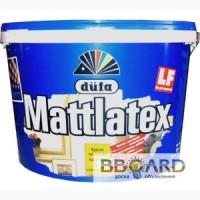 Краска DUFA латексная матовая Д100 (10л)