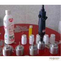 Ручной пневматический станок для закрутки крышек на бутылки