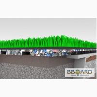 Искусственная трава- стадионы корты
