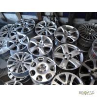 Диски литые Volkswagen R15, R16, R17