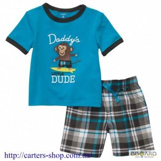 Carter's детская одежда из Америки